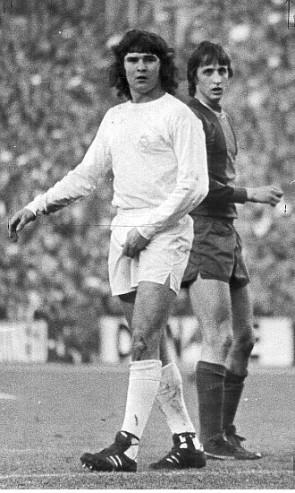 José Antonio Camacho vs. Johan Cruyff